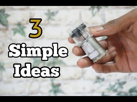 3 Simple ideas