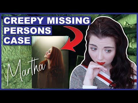 Where is Martha Wright? | Creepy Missing Persons Case
