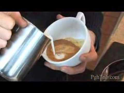 World's best latte art