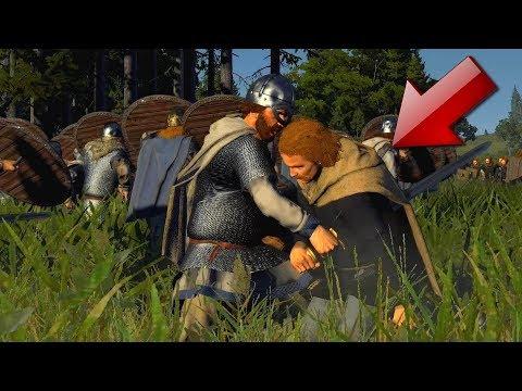 BATAILLE ÉPIQUE - Total War Britannia !!! (Animations) |