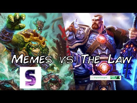 Memes Vs The Law - Stormed vs Triplecharged (Duel)