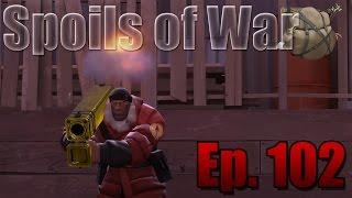 Team Fortress 2 | The Spoils of War Ep. 102: Death At Dusk Condor Cap