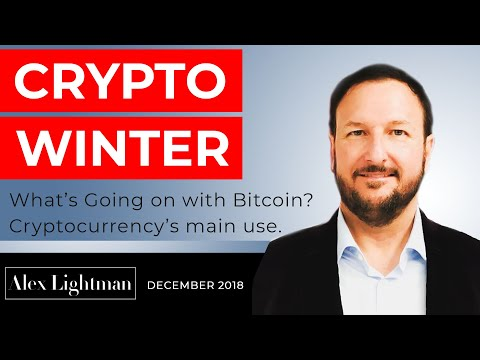 06 |  Alex Lightman:  What's Going On With Bitcoin & Cryptocurrency's Main Use