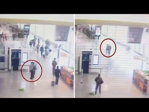 Watch: CCTV footage