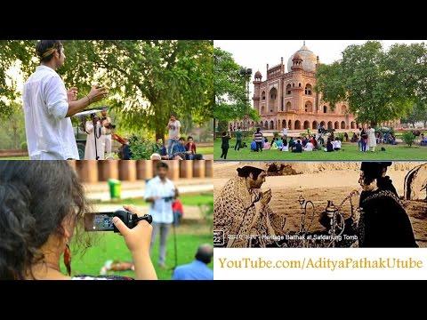 Shaam-e-Awadh: a Heritage baithak by Delhi Karavan about the culture of Awadh (Storytelling)