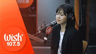 Janella Salvador performs Blanko LIVE on Wish 107.5 Bus YouTube Videos