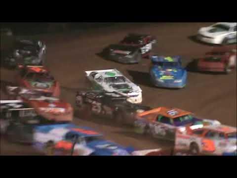 Brett McDonald Penn/Ohio Pro Stock Feature Lernerville Speedway 9/16/17