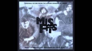 Misfits Official Score-Simons Lair (Vince Pope)