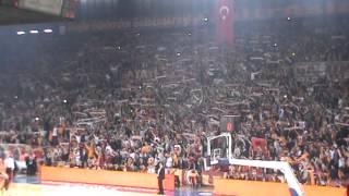 Nevizade Geceleri Müthiş Atmosfer (Euroleague Galatasaray - Partizan)