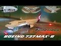 Qantas- Boeing 737 MAX-8 RC Airplane build video by Ramy RC