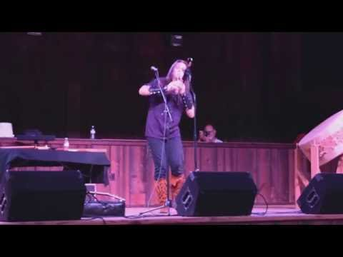 """Gareth,  """"Under A Big Sky"""",at Mountain Music Festival at the Smoky Mountain Heritage Center"""