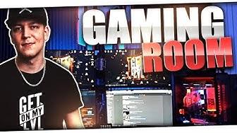 Mein Gaming Zimmer | MontanaBlack