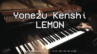 Yonezu Kenshi (米津 玄師) - Lemon