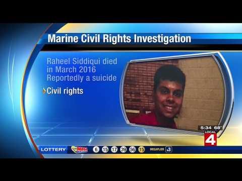 Video: CAIR-MI Calls for DOJ Civil Rights Investigation Into Death of Muslim Marine
