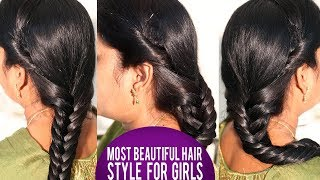 Most Beautiful Hair style for Girls  2018 | #LatestHairStyles 2018