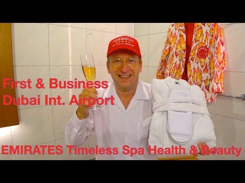 EMIRATES Timeless Spa Health & Beauty | Der HON Circle | Fir