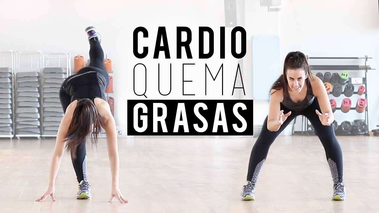 Cardio Intenso Para Quemar Grasa 15 Minutos Youtube