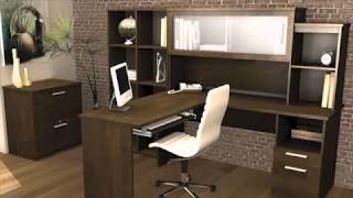 Sutton L-shaped Desk