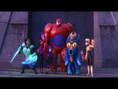 Big Hero 6 Inmortales Cover Español Zack Stubborn Music Video