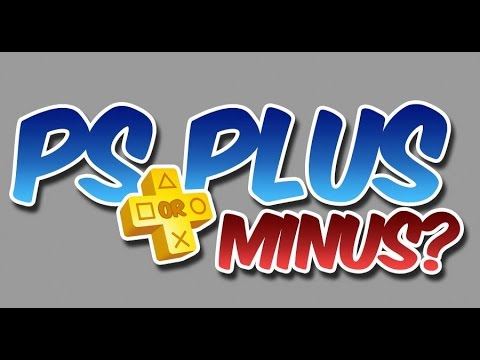PsPlus or Minus November 2016 episode 2