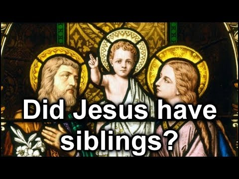 "Catholic Q&A - ""Did Jesus have brothers and sisters?"""