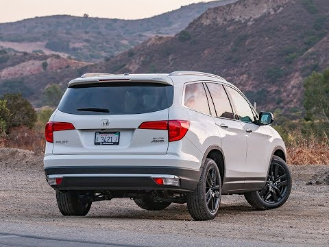 This Is Why The Honda Pilot Is The Best SUV For Families - Best SUV Features for your Family