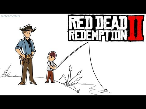 Can you swim? | Red Dead Redemption 2 Comic Dub thumbnail