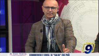 Repeat youtube video In Video Veritas |  Commercio e crisi, si