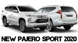 NEW PAJERO SPORT 2020 ON THE MARKET SHARE MEDIUM SUV