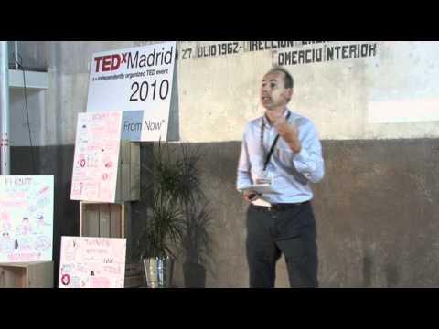 El futuro según nos cuentan los niños: Ricard Huguet at TEDxMadrid