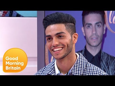 Aladdin's Mena Massoud on Working with Will Smith and Guy Ritchie | Good Morning Britain