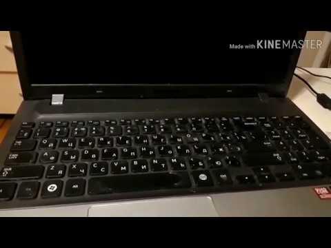 Ремонт ноутбука в домашних условиях