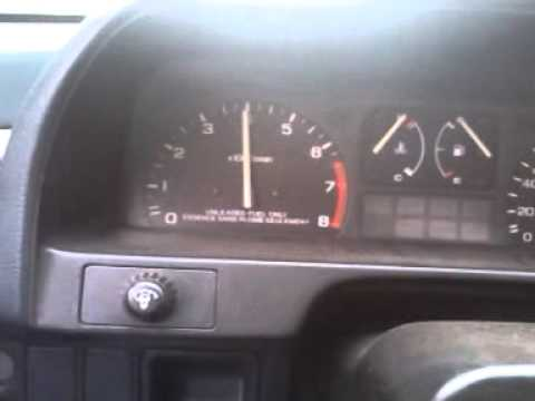 Stock b16a with gsr cams 2nd gear pull to 100mph