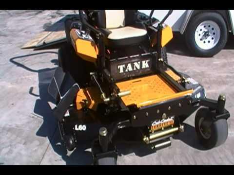 60 Cub Cadet Tank Zero Turn Mower 27hp Package Deal W