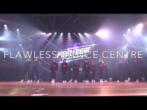 FLAWLESS DANCE CENTRE - FEEL THE BEAT | MEGA CREW ADULTS PRO #dance