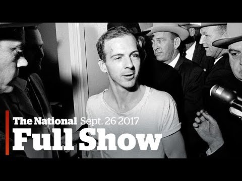 Watch Live: The National for Thursday, October 26, 2017