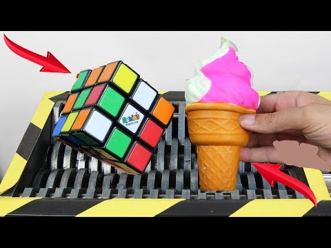 Ryan The Shredder Plays With: Experiment Satisfying Compilation Shredding Squishy Food And Toys | The Crusher  Subscribe here and press the bell as well : https://www.youtube.com/c/hydraulicpressthecrusher  Todays Shredding list :  For more awesome  videos checkout:  Shredding Experiment | The Crusher  https://www.youtube.com/playlist?list=PLUq2L4UBP7Jxy9Yn56FnCn5N4_5e9dbjf  Popular Uploads | The Crusher  https://www.youtube.com/playlist?list=PLUq2L4UBP7JyLxt0MGpTumQ44BVuH783E  Latest Uploads | The Crusher  https://www.youtube.com/playlist?list=PLUq2L4UBP7JzfVjiQonxM4_ShKB4JtNpA  1000 Degree Metal Ball Experiments | The Crusher  https://www.youtube.com/playlist?list=PLUq2L4UBP7JzW0zqmNMyDmOjCigR2NMgk  Mega Hydraulic Press 500 Tons | The Crusher  https://www.youtube.com/playlist?list=PLUq2L4UBP7Jwm1hamy965w_TnYvvHkT5G  Hydraulic Press Oddly Satisfying | The Crusher  https://www.youtube.com/playlist?list=PLUq2L4UBP7Jy4Bc1yjCL1i_hyYCd1Le_w   facebook page: http://bit.ly/2q2kux5  instagram page: http://bit.ly/2ph32UJ  twitter: http://bit.ly/2p0MOyx  Sponsored By : http://www.parastatidis.gr/