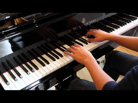 Elton John - Can You Feel The Love Tonight (Disney - The Lion King) Piano Cover