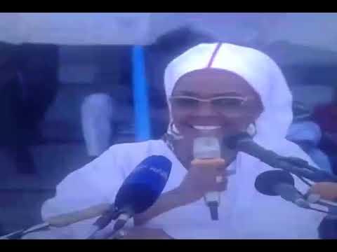 Mdhara Vachauya | Grace mocks Mnangagwa (Rufaro Stadium)