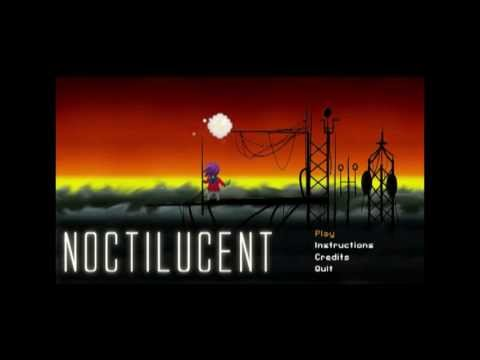 Noctilucent Overview Game Video  Microsoft Imagine Cup 2013