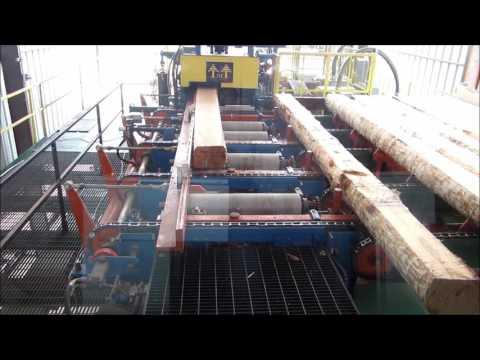 SAWMILL Equipment: Timber Machine Technologies