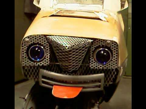Honda Fusion Helix CN 250 Custom Umbauten - YouTube