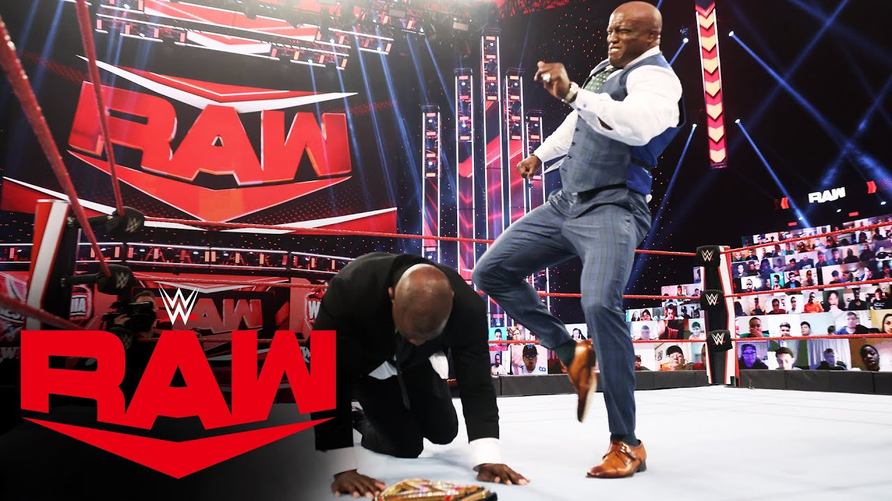 The Hurt Business implode on Road to WrestleMania: Raw, Mar. 29, 2021
