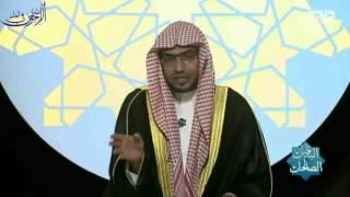 بالفيديو.. المغامسي: افعل الخير ولا تعدم جوازيه