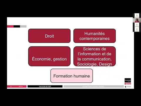 JPO Télécom Paris 16/07/20 : la formation humaine (