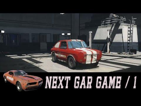 next car game / On ne naît pas pilote, on le devient / ep 1
