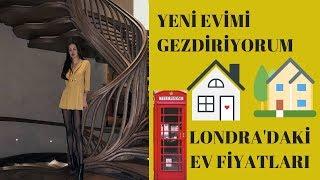 Ev Turu - Londra&#39daki Yeni Evim