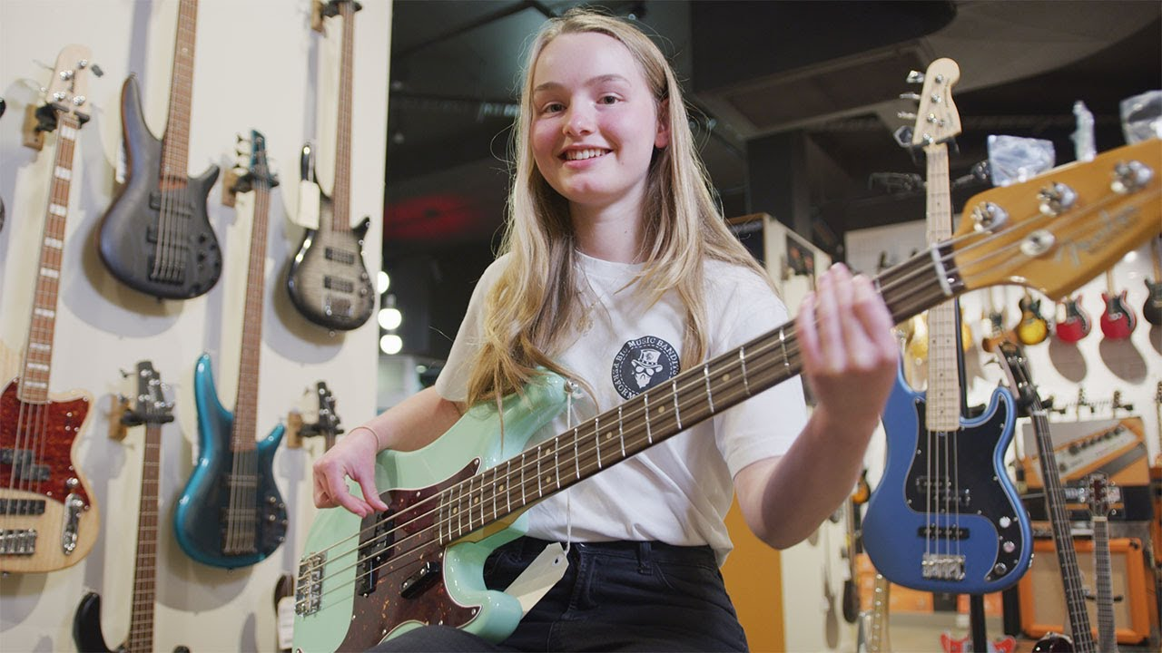 Katie's Big Music Story