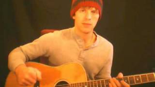 how to finger tap acoustic guitar 1