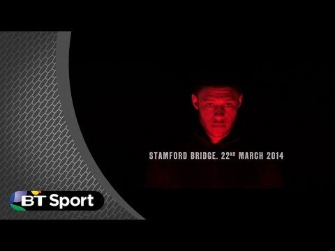 BT Sport: Stamford Bridge. 22.03.14 | #btsport